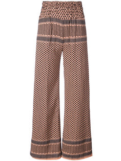 high-waisted palazzo pants Cecilie Copenhagen