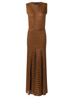 knit maxi dress Gig