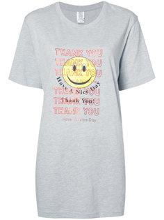 футболка со смайликом Rosie Assoulin