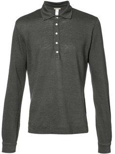 классическая рубашка-поло Massimo Alba