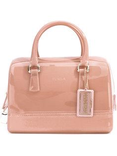 маленькая сумка-тоут Candy Furla
