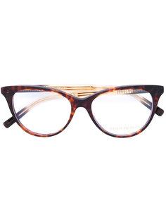 """очки с оправой """"кошачий глаз"""" Boucheron"""