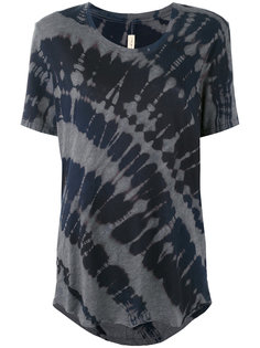 tie-dye T-shirt Raquel Allegra