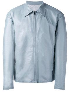 двухсторонняя куртка на молнии Jil Sander