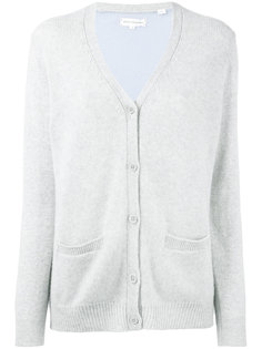 two-tone cardigan Chinti And Parker