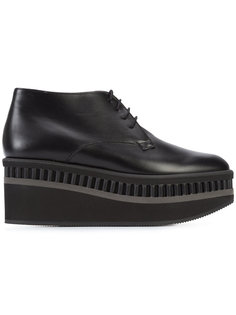 туфли на шнуровке Limmy Robert Clergerie