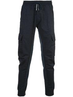 брюки с полосками со стороны шагового шва Adidas X Wings + Horns