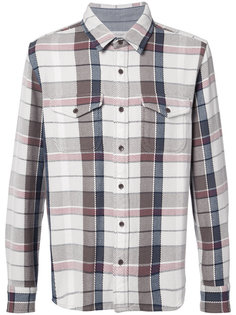 heavy checked shirt Outerknown