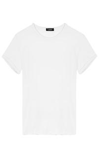 Белая футболка Al Franco