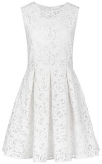 Белое кружевное платье La Reine Blanche
