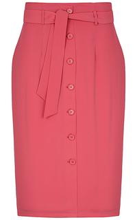 юбка на пуговицах La Reine Blanche