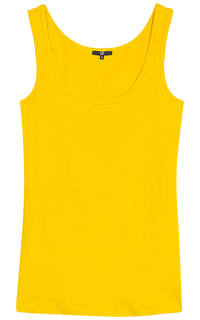 Желтый топ Dept
