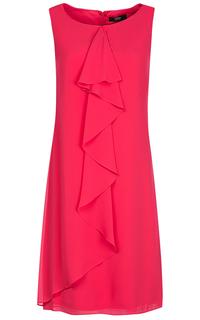 Платье с воланами S.Oliver