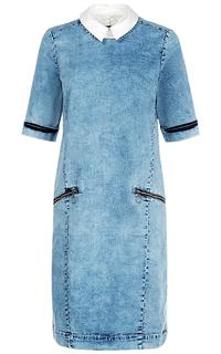 Джинсовое платье Sandwich