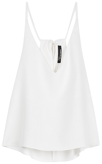 Белая блузка La Reine Blanche