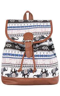 Женский рюкзак с принтом Maxval