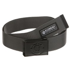 Ремень Element Beyond Belt Charcoal
