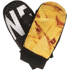 Варежки сноубордические Neff Character Mitt Chips N Salsa