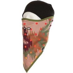 Маска Neff Mountain Facemask Camo