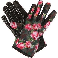 Перчатки сноубордические женские Neff Spring Glove Camo