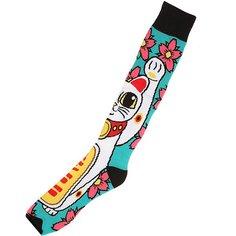 Носки сноубордические Neff Maneki Snow Sock Multi