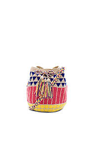 Средняя сумка-бакет wayuu - Guanabana