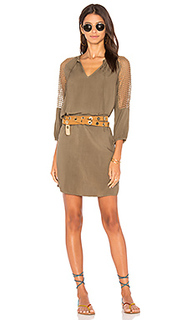 Mesh mix dress - Michael Stars