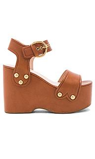 Обувь на танкетке lana - Marc Jacobs