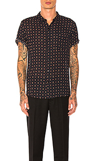 Рубашка на пуговицах beach boy - ROLLAS