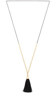 Подгоняемое ожерелье tulum - gorjana