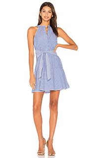Комбинированное платье lauralie - Parker