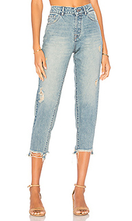 Goldie high rise tapered cropped - DL1961