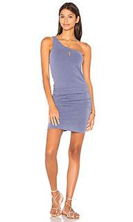 Платье с одним плечом - SUNDRY