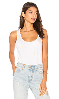 Pineapple scoop tank - SUNDRY