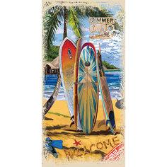 Полотенце 70*140 Summer Surf, Mona Liza