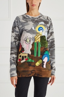 Хлопковый свитшот Marc Jacobs