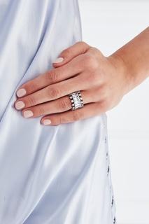 Кольцо с цирконами Lisa Smith