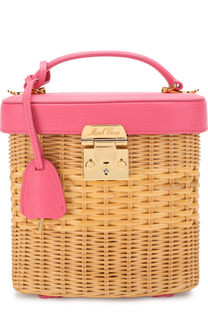Плетеная сумка Benchley Mark Cross