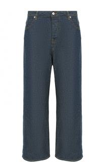 Укороченные расклешенные джинсы Two Women In The World