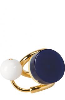 Кольцо с декором Marni