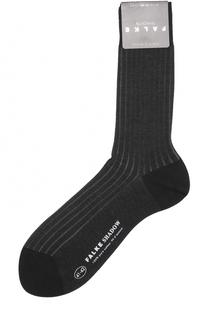 Хлопковые носки Shadow Falke