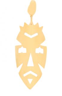 Серьга Vintage Mask Loewe