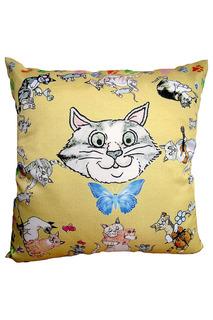 Подушка Кошки-Мышки GiftnHome