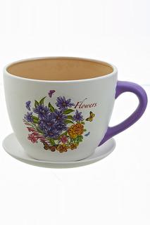 Горшок для цветов Polystar