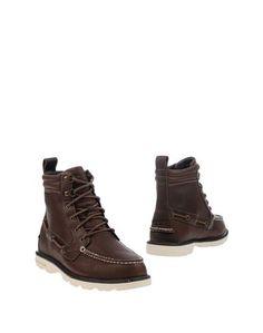 Полусапоги и высокие ботинки Sperry Top Sider