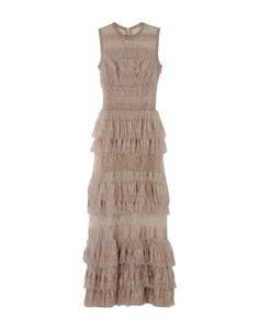 Длинное платье Elie Saab