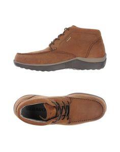 Высокие кеды и кроссовки Sebago