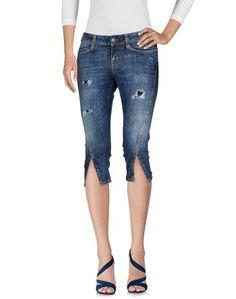Джинсовые брюки-капри CK Calvin Klein