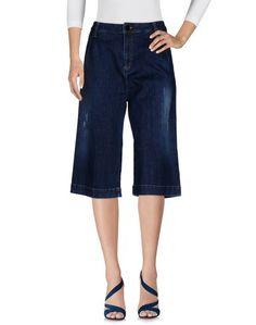Джинсовые брюки-капри Jijil LE Bleu