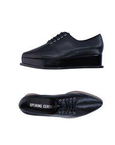 Обувь на шнурках Opening Ceremony